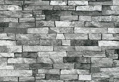 pics photos gray brick wallpaper1 gray brick wallpaper