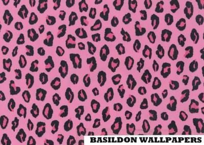 Pink and brown cheetah wallpaper - photo#26
