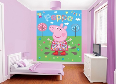 Peppa Pig Wallpapers And Borders To Buy Online
