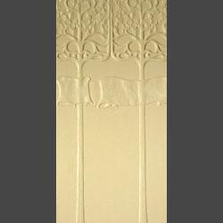 Lincrusta l edging rd 1639 large edge for Art nouveau wallpaper uk
