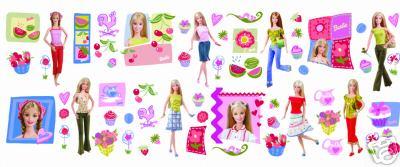 wallpapers and borders to buy online wallpaperandborders 244 sticker barbie