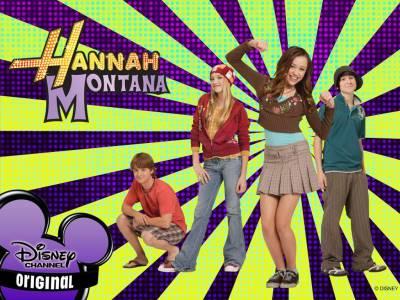 hanna montana wallpaper. Hannah Montana