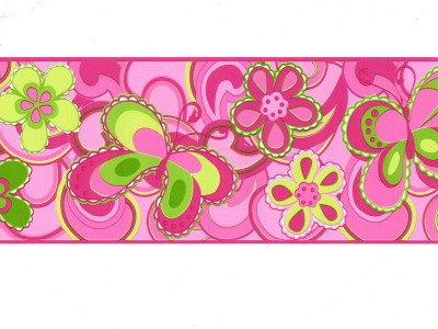 hippy wallpaper. Hippy - GU79207 - Border